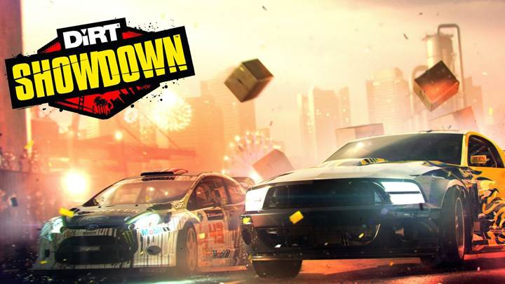 DiRT Showdown – Front Car Pose